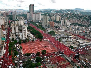 chavez election rally oct 2012