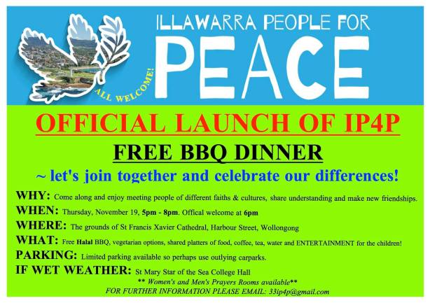 illawarra people for peace