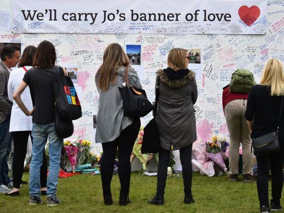 Jo Cox banner