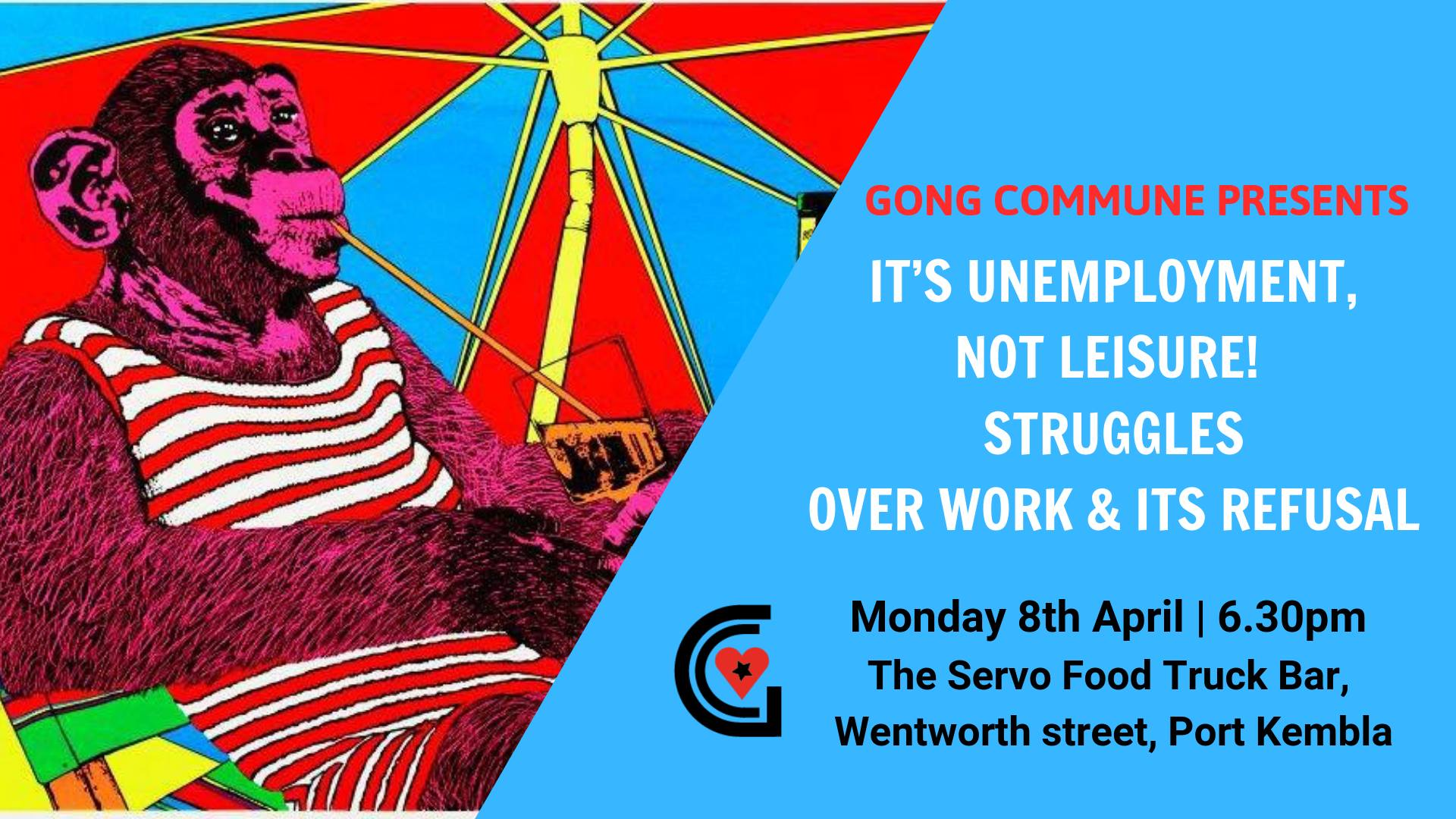 Gong Commune Event 2